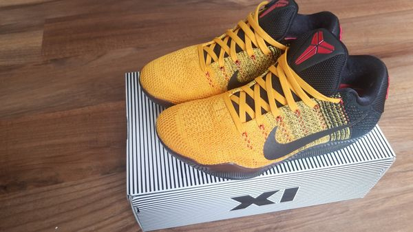 d72d6b114c8a Nike kobe 11 Bruce lee for Sale in Kannapolis