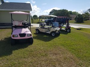 Photo 3 Club Car Golf Carts FREE DELIVERY