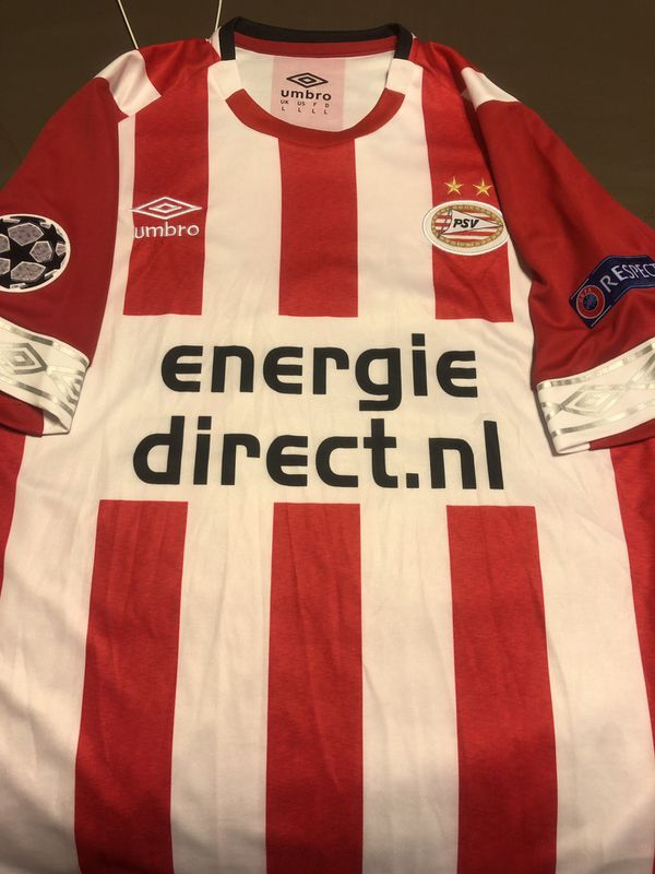 sale retailer 461d7 563c4 Hirving Chucky Lozano PSV 11 UCL jersey for Sale in Farmers Branch, TX -  OfferUp