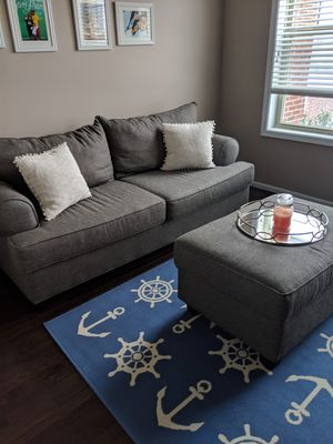 Grey Couch Set for Sale in Clarksburg, MD