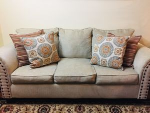 Artisan Sofa & Loveseat with Accent Pillows for Sale in Centreville, VA