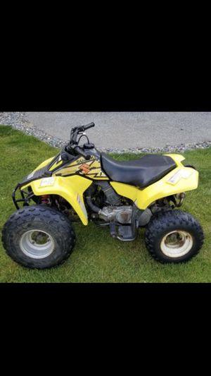 2004 Suzuki 80cc quad for Sale in Tacoma, WA