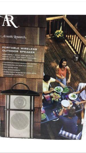 Acoustic Research Portable Speaker for Sale in Deltona, FL