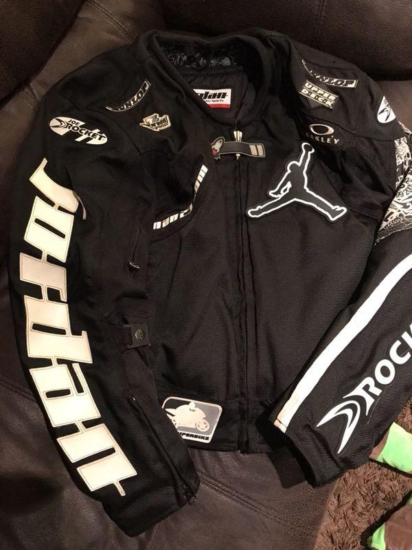 online store 812d1 2467c jordan motorcycles jacket
