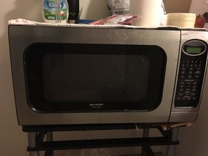 Sharp Carousel Microwave For In Sunnyvale Ca