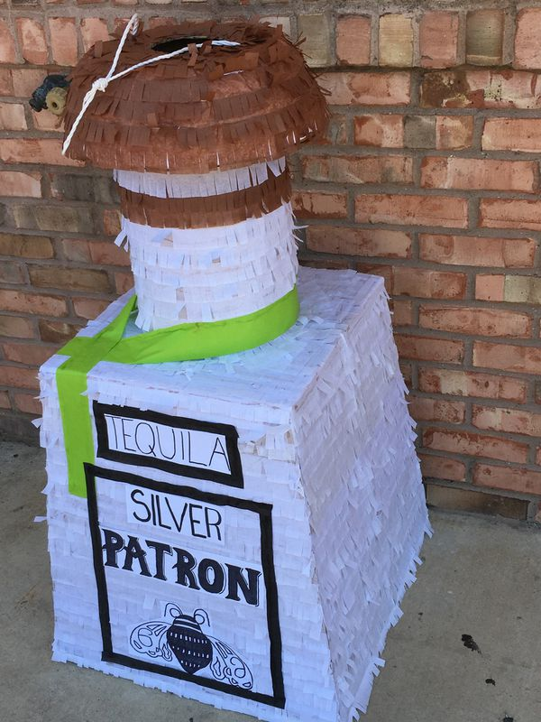 Patron pinata for Sale in Mesquite, TX - OfferUp