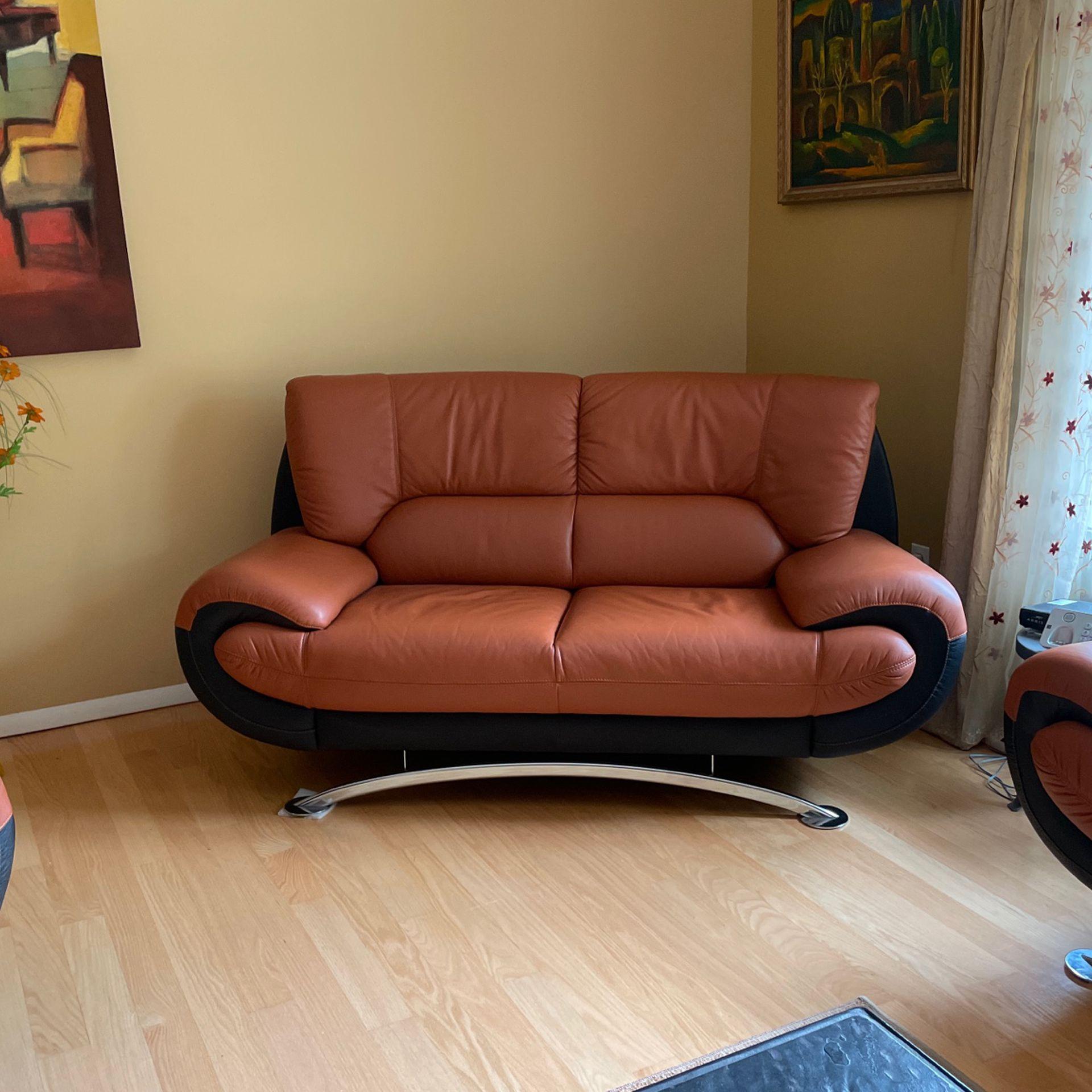 Italian 3 piece Living Room set