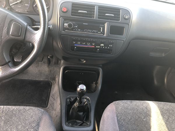 1996 honda civic ex coupe for sale in el paso  tx