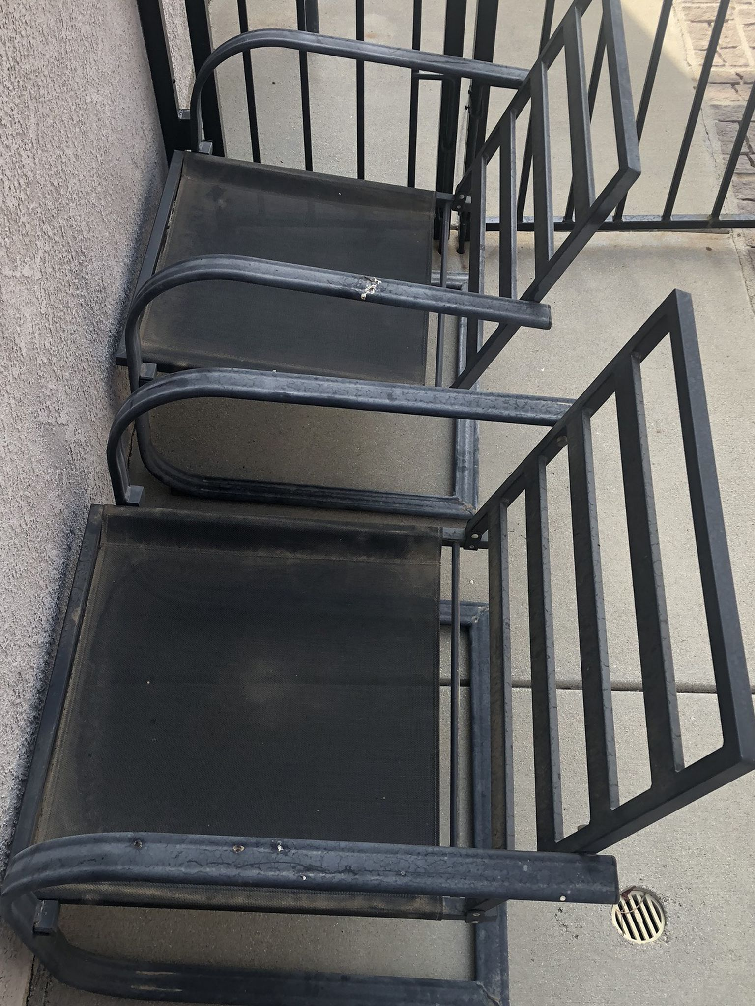 Set Of Outdoor Chairs