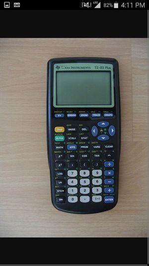 TI-83 Plus Calculator for Sale in Nashville, TN