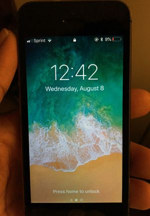 Sprint Apple iPhone 5 for Sale in Washington, DC