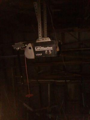 LiftMaster 1/2 HP garage door opener for sale  Tulsa, OK
