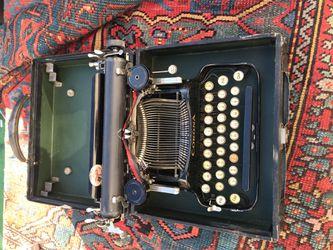 Antique Corona Typewriter Thumbnail