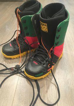 ThirtyTwo Snowboarding Boots Thumbnail