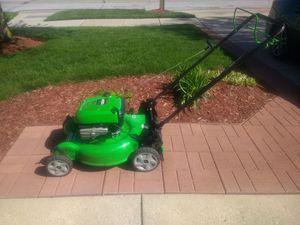 Photo Lawn-Boy self-propelled lawn mower
