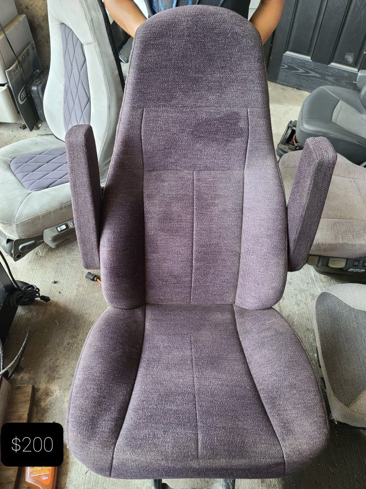 Intl, Kentworth, Tractor seats