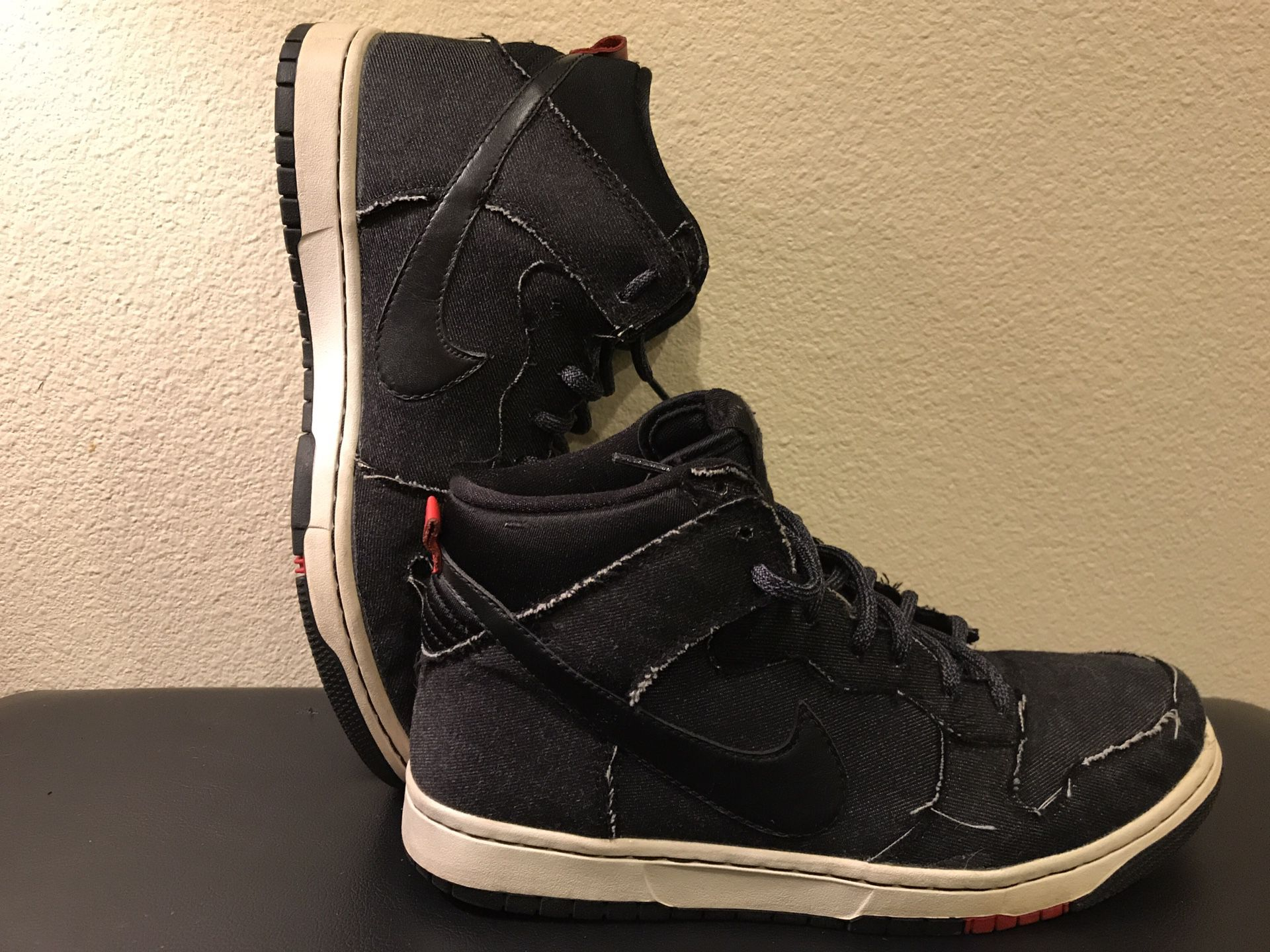 Nike Jeans Shoes - Size 9.5