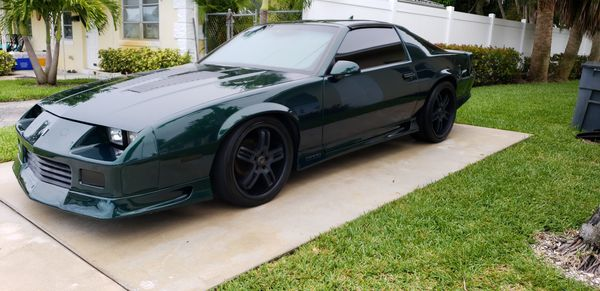 1992 chevy camaro RS for Sale in North Palm Beach, FL - OfferUp