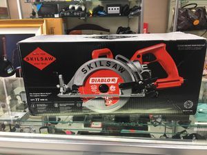 Skillsaw worm drive circular saw new in the box for Sale in Fort Meade, MD