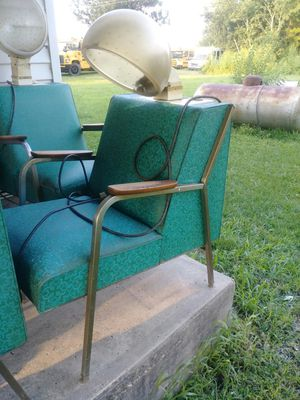 Vintage Salon Dryer Chairs For In Saint James Mo