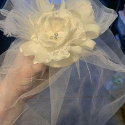 Birdcage Veil From David's Bridal Thumbnail
