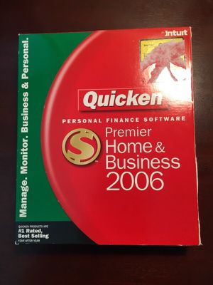Quicken finance software for Sale in Saint Louis, MO