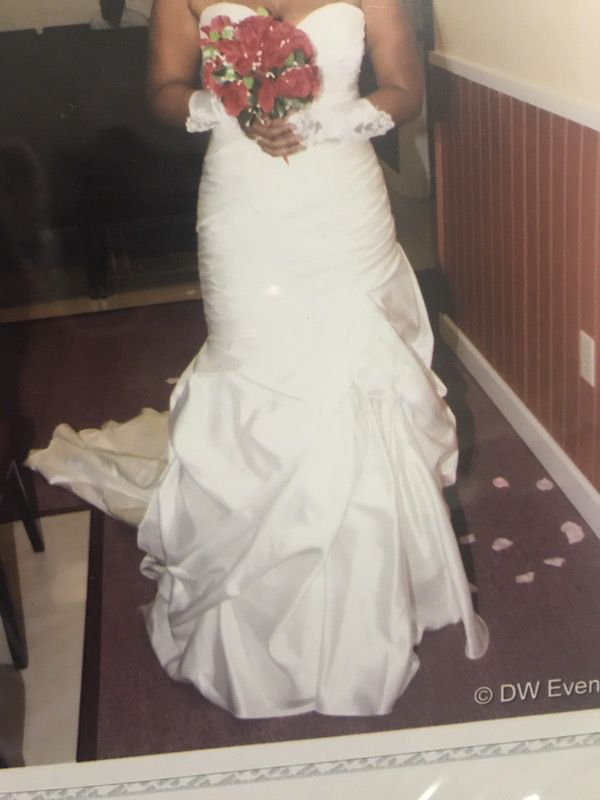 Wedding Dress For Sale For Sale In Torrance Ca Offerup