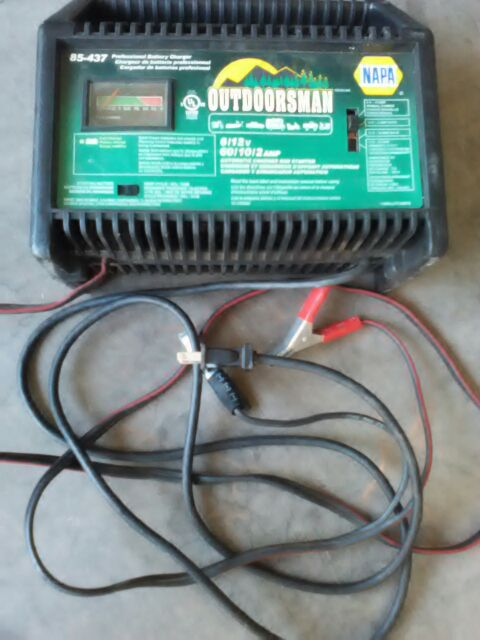 Offer Up Phoenix Az >> Napa Outdoorsman 85-437 Professional Battery Charger for