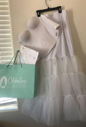Wedding slip /corset for Sale in Las Vegas, NV