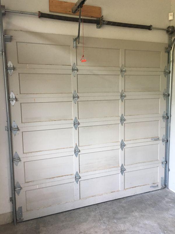 Garage Door For Sale For Sale In Auburn Wa Offerup