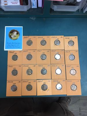 Coin collection for Sale in Salt Lake City, UT