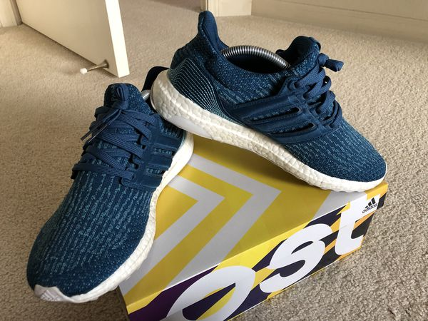 best sneakers 3445a 3b7fc Adidas Parley Ultra Boost 3.0 size 9 for Sale in San Leandro, CA - OfferUp