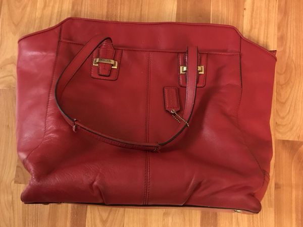34a256dbaf35 Authentic large Coach Purse for Sale in Nicholasville