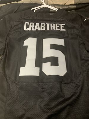 hot sales b0d5c f938c New and Used Raiders jersey for Sale in Denver, CO - OfferUp