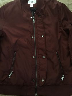 H&M Bomber Jacket Thumbnail