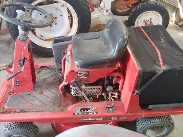 Mtd Luv Riding Mower For Sale In Greeley Co Offerup