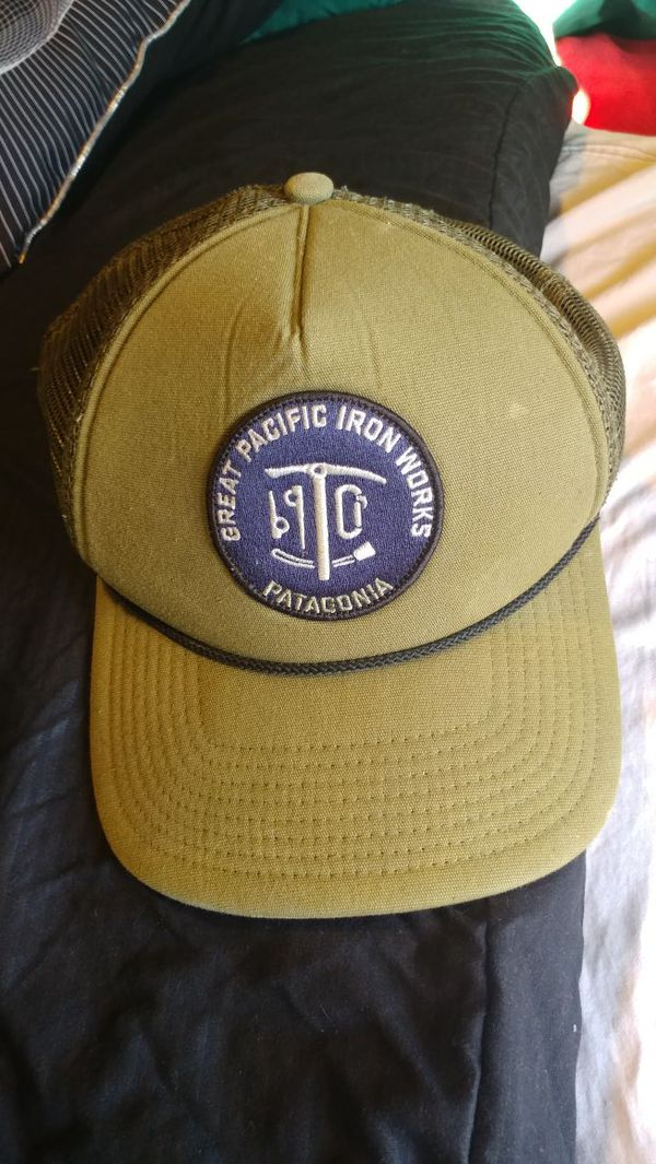 Rare Patagonia hat great Pacific iron works for Sale in Oxnard 9380cc7b514