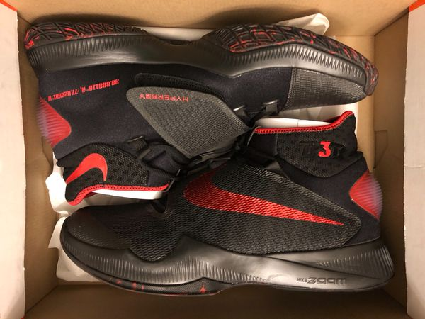 brand new c6c60 1d60d Nike Zoom Hyperrev 2016 LMTD Player Edition Bradley Beal Size 14