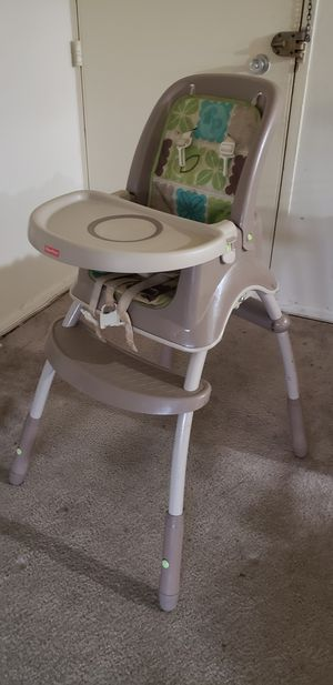 Fisher price hight chair used one for Sale in Arlington, VA