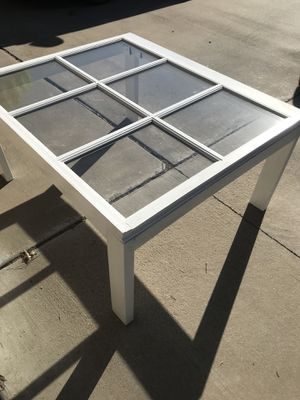 New And Used Coffee Tables For Sale In San Angelo TX OfferUp - Window coffee table for sale