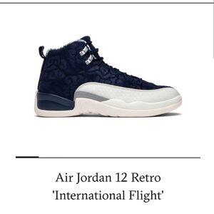 33c5114e63c763 Air Jordan 12 Retro  International Flight  for Sale in Wilmington
