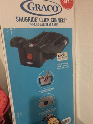Photo Graco Snugride Click Connect Infant Car Seat Base