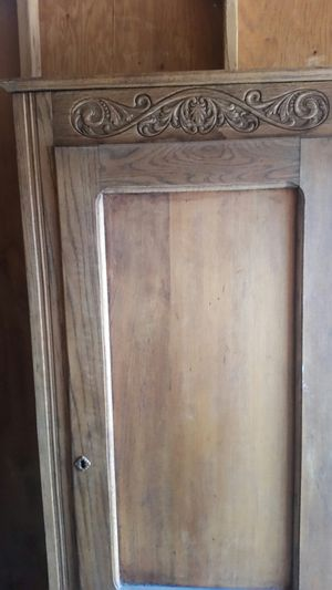 Antique armoire from Bisbee, Ariz. for Sale in Oakdale, CA