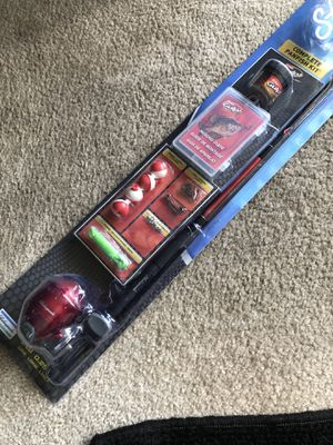 Fishing kit brand new unopened price firm for Sale in Silver Spring, MD