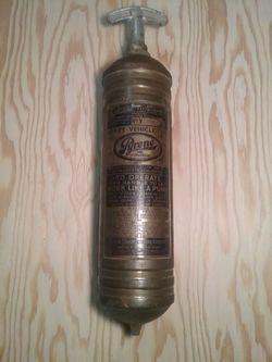 Antique Fire Extinguisher Thumbnail