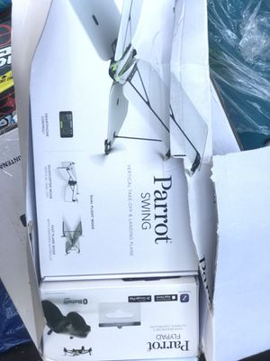 Parrot swing drone for Sale in Los Angeles, CA