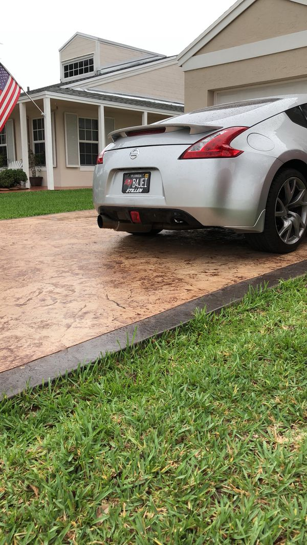 Nissan 370z/G37 ISR single exit exhaust + 3' inch top speed y-pipe for Sale  in Miami, FL - OfferUp