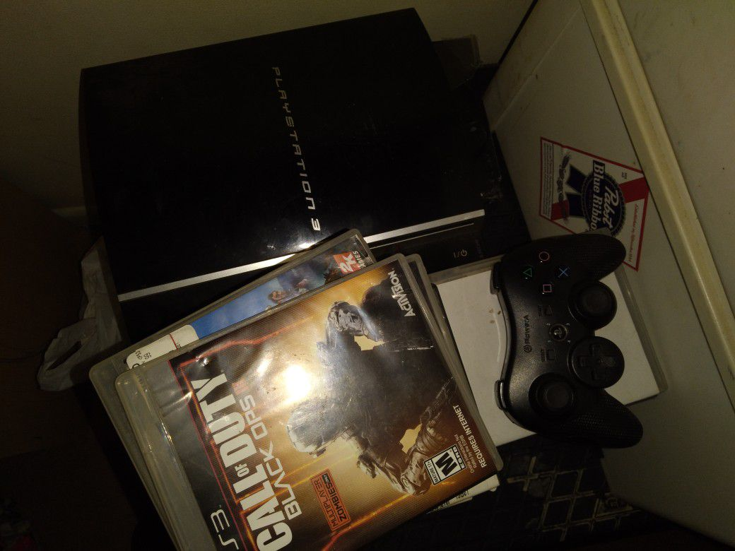 PS3 GAMES CHEAP / PS3 (NO CORDS) FOR SELL