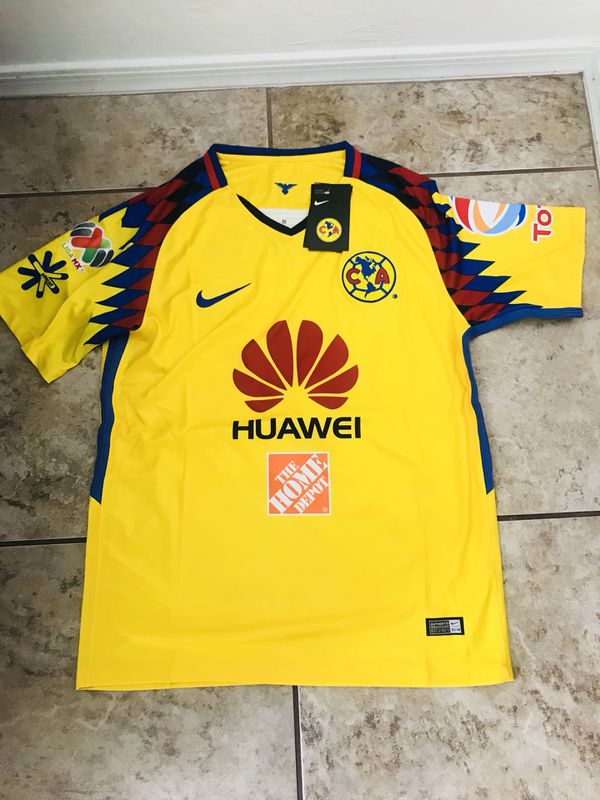 the latest 52fd6 efff1 Club America Original Authentic soccer jersey for Sale in ...