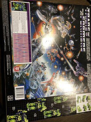 Transformers Devastator g1 for Sale in Seattle, WA